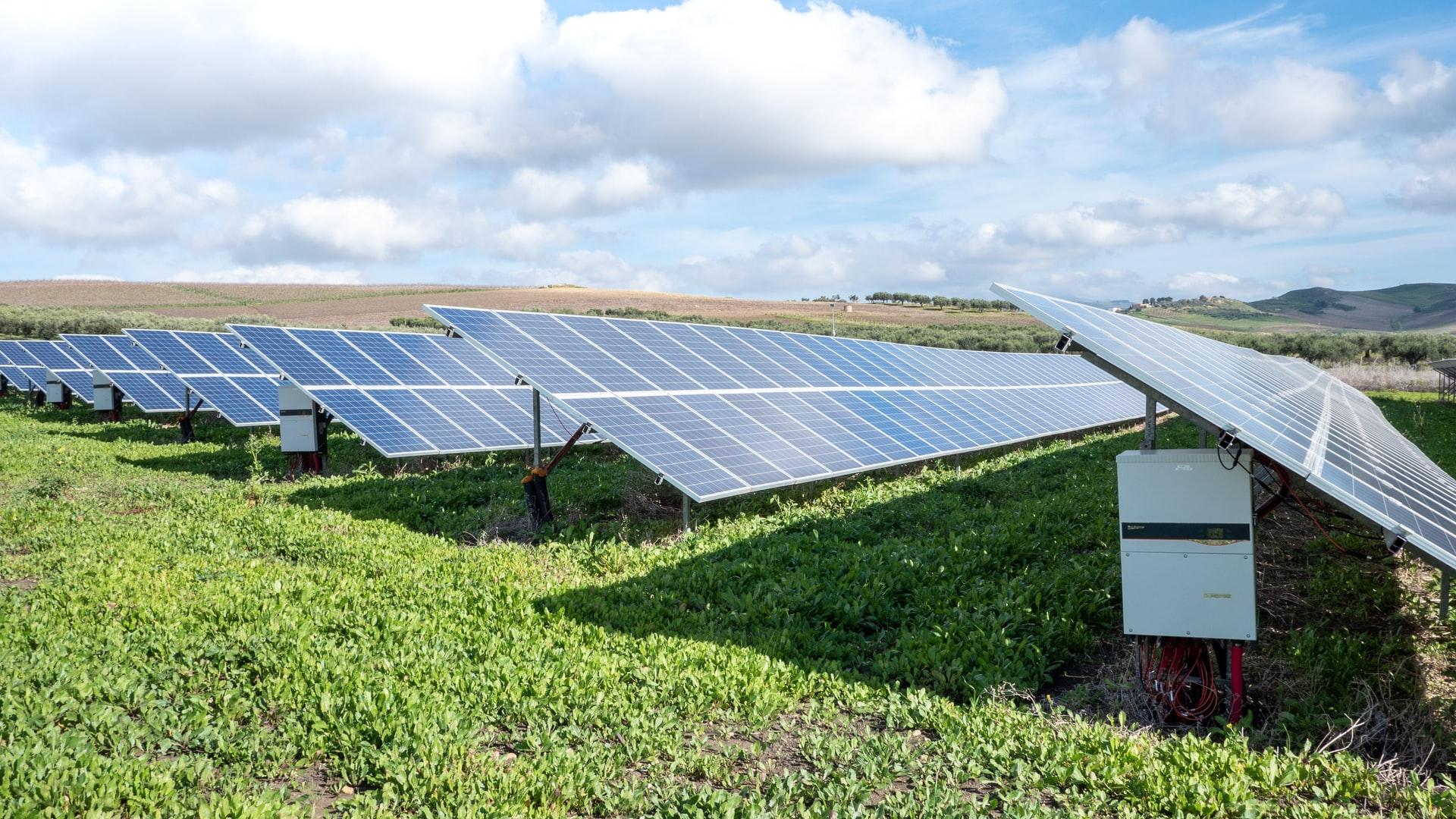 duurzame energie van de zon